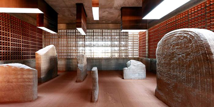Espacio transmisor del dolmen de Seró